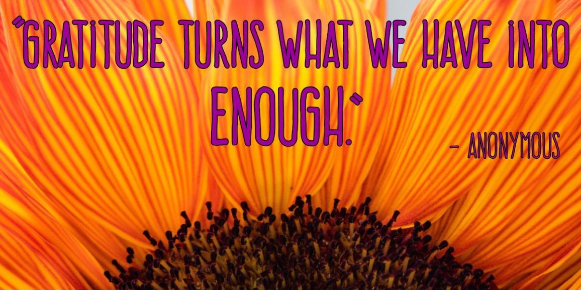 Where Is Your Gratitude Meter? Drew Hunthausen, Blind Motivational Speaker